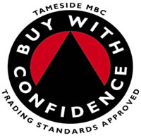 Image: Buy With Confidence Logo
